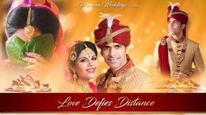 Amrita and Abhishek wedding photography collage