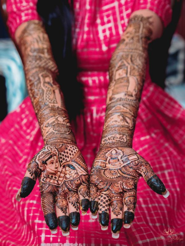 Bridal-Story-Board-Mehendi
