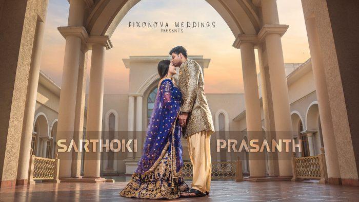 Sarthoki & Prasanth wedding photography