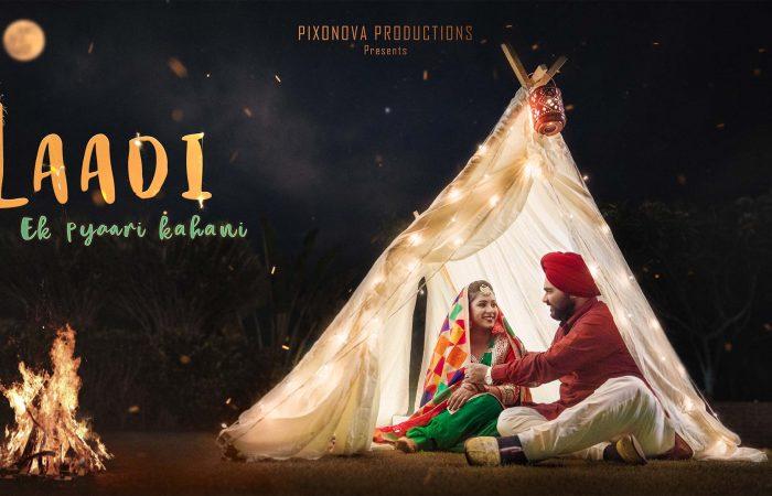 Pre Wedding Video of Parneet and Manindar