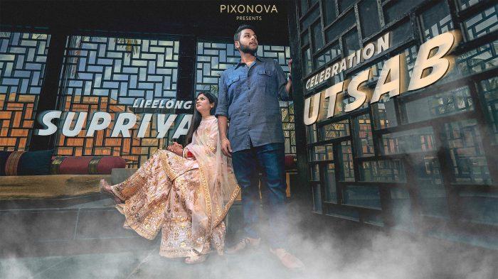 Conceptual pre wedding photography in Kolkata , ITC Sonar Bangla