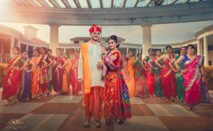 Marathi sty wedding photography