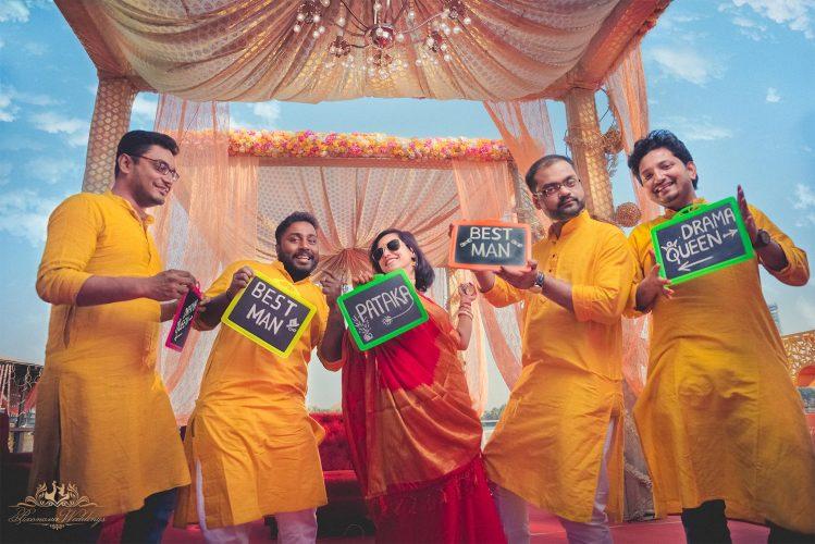 Destination bengali wedding